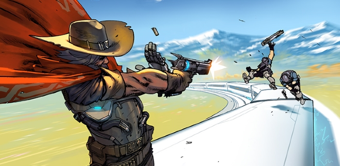 Overwatch McCree Lore