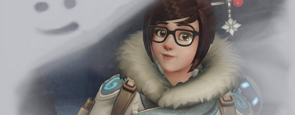 """Overwatch: Mei-Weihnachtsskin ist """"nicht so cool wie gedacht"""""""