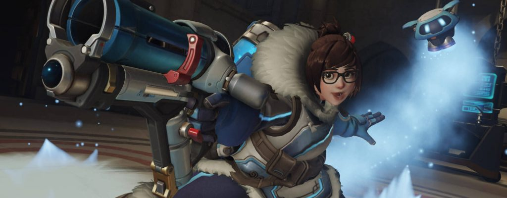 Overwatch: Balancing und ein Spiel, das man nur über Sound spielen kann
