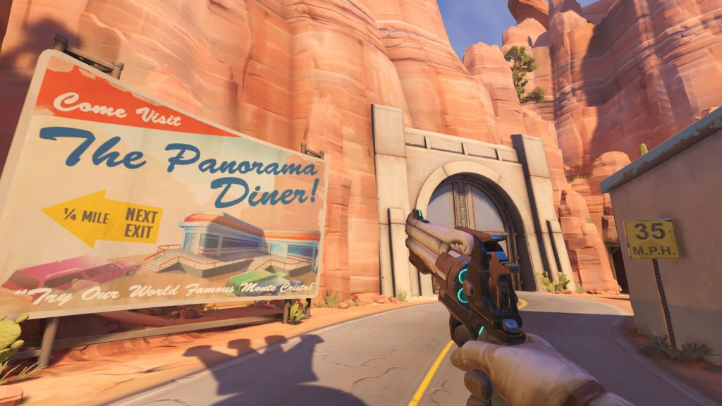 Overwatch Route 66 Screen 2