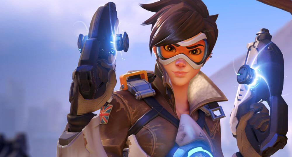 Overwatch Tracer Spotlight