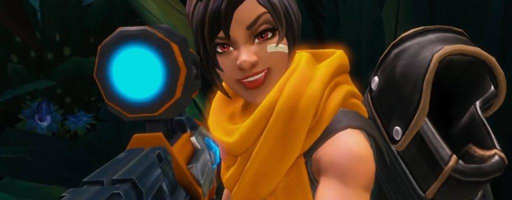 Paladins: Konkurrent von Overwatch ist ein Hit – Spielerzahl wächst von Woche zu Woche
