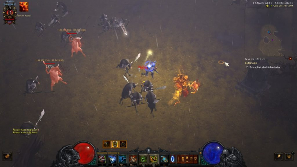 Diablo 3 Kuhlevel