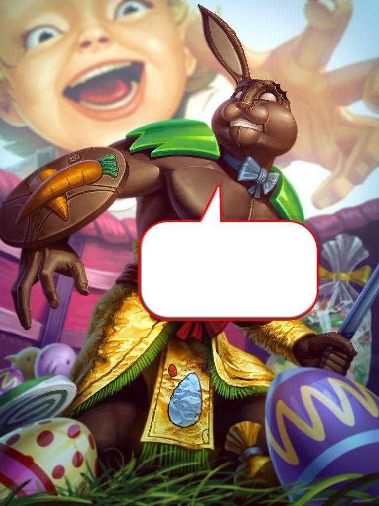 Smite Chaac Chocolade God Card Gewinnspiel