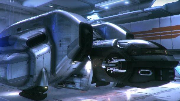 """Star Citizen: """"Engine-Wechsel hat zwei Techniker einen Arbeitstag gekostet"""""""
