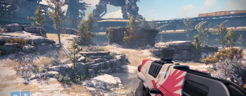 Destiny: Waffentag am 2.3. bringt lang erwartete Suros DIS-47