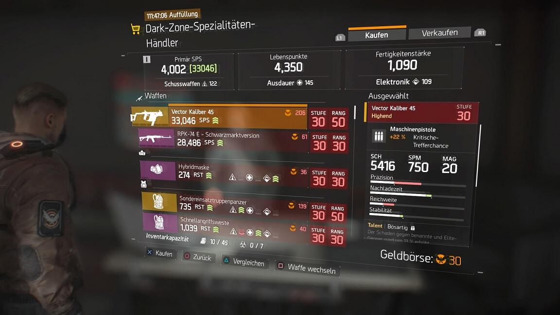 division-specials