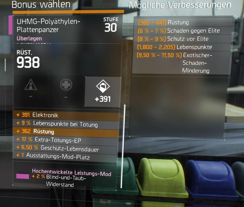 division-exotischer-schaden