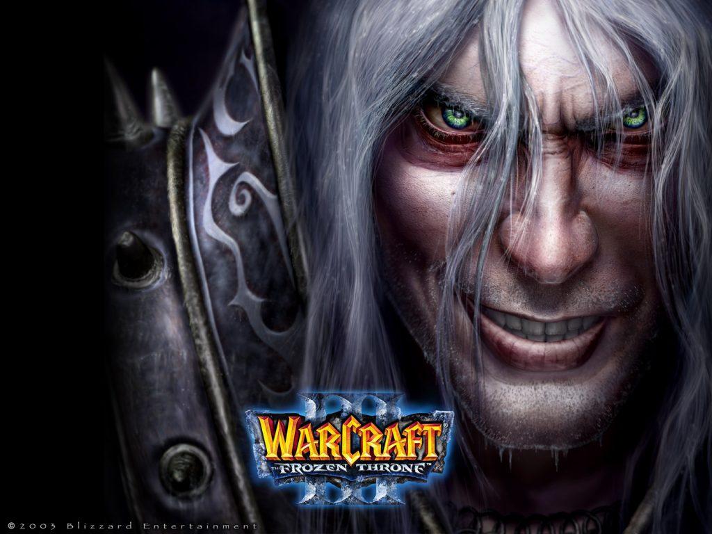Warcraft 3 Arthas
