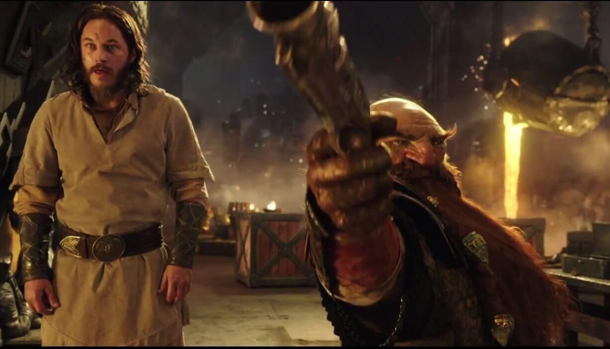 Warcraft Moive Dwarf Shooter