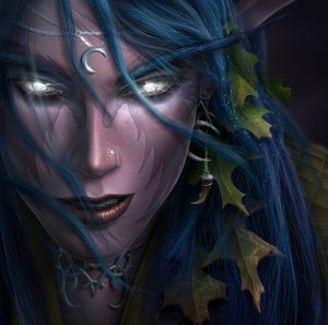 Warcraft Nightelf