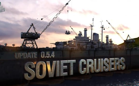 World of Warships Update 054 Soviet