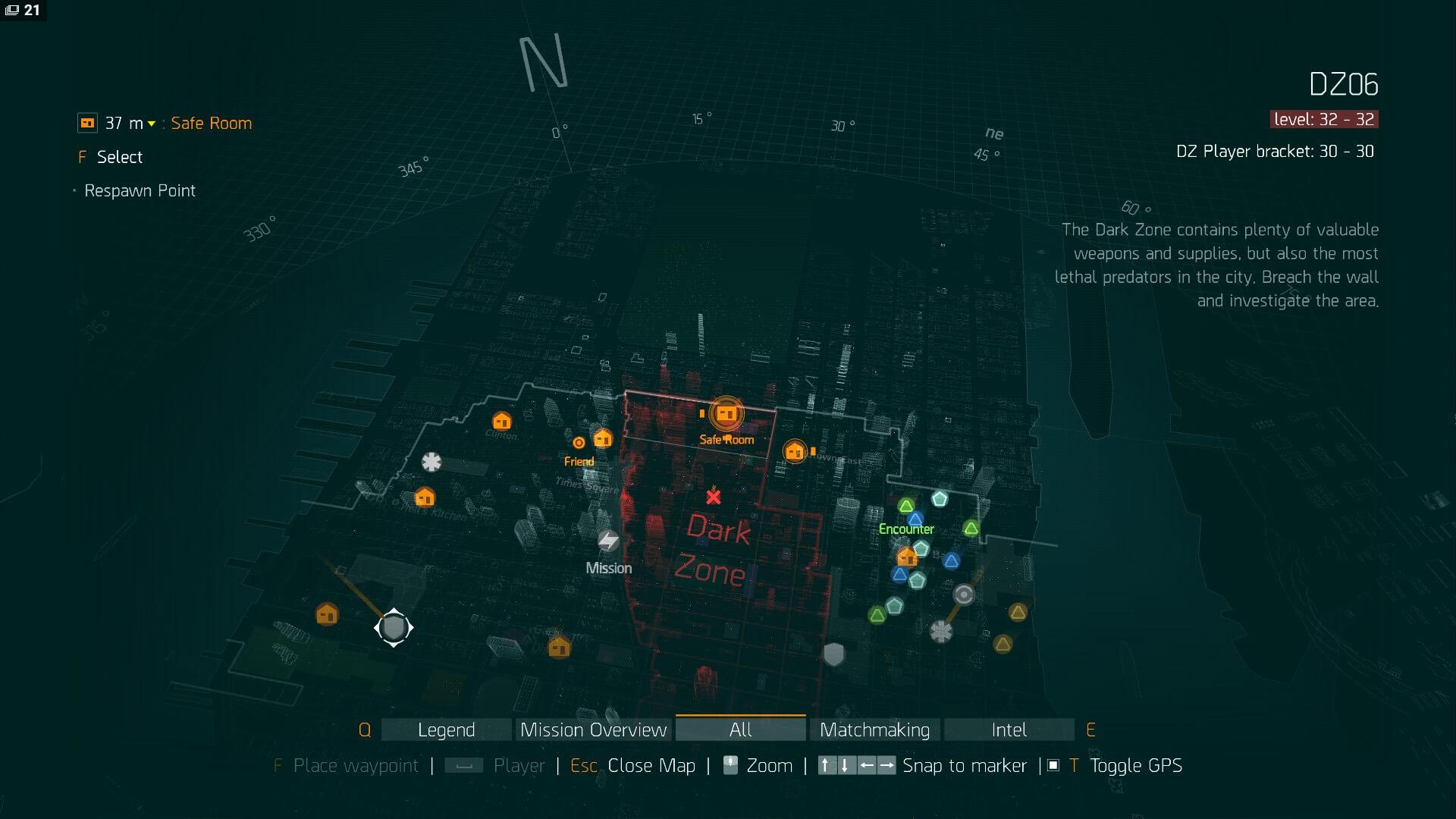 dark-zone-spezialitäten-schutzraum