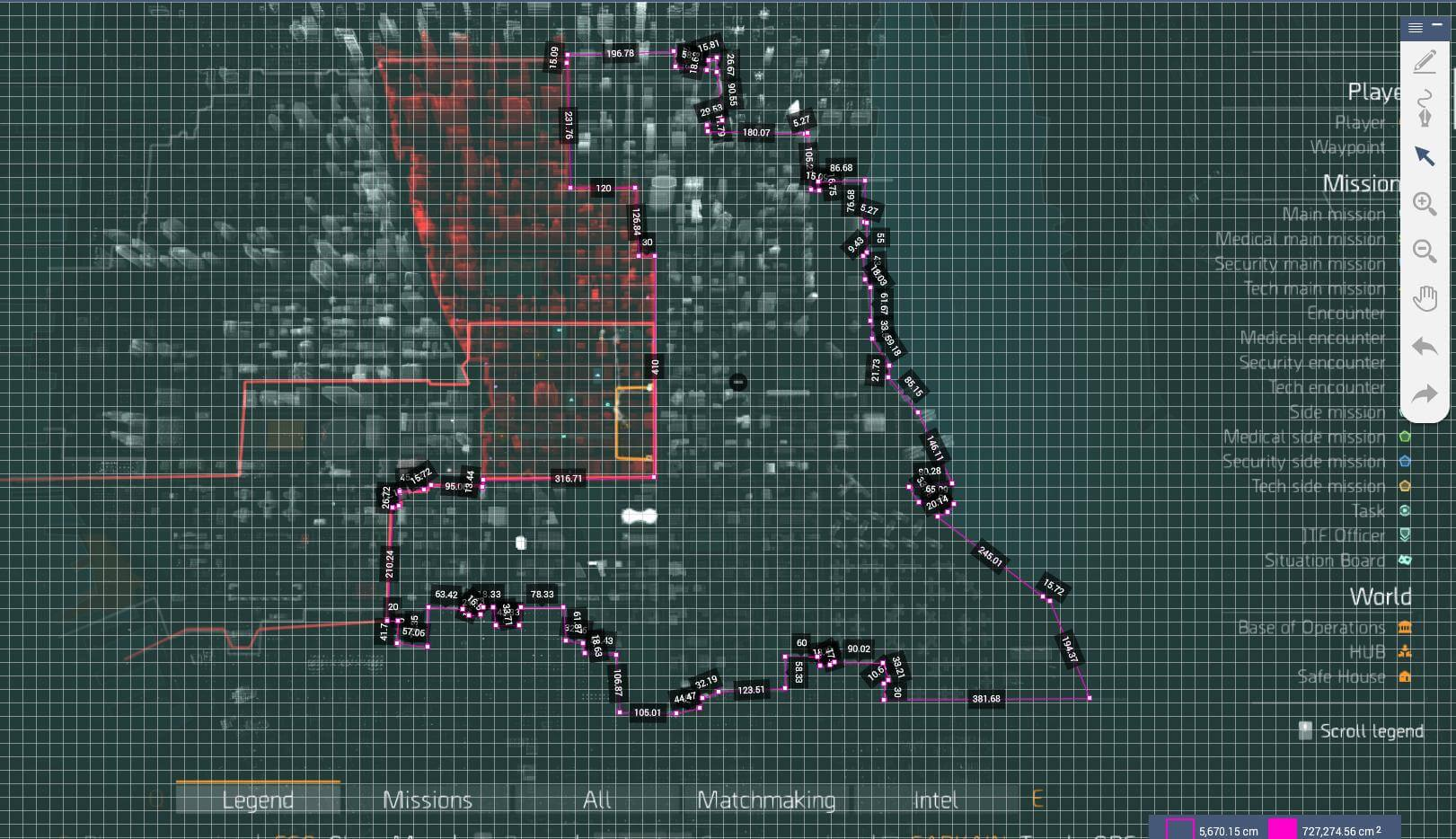 division-map-size