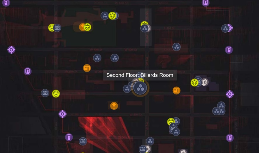 division-map