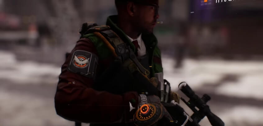 division-rangerjacke