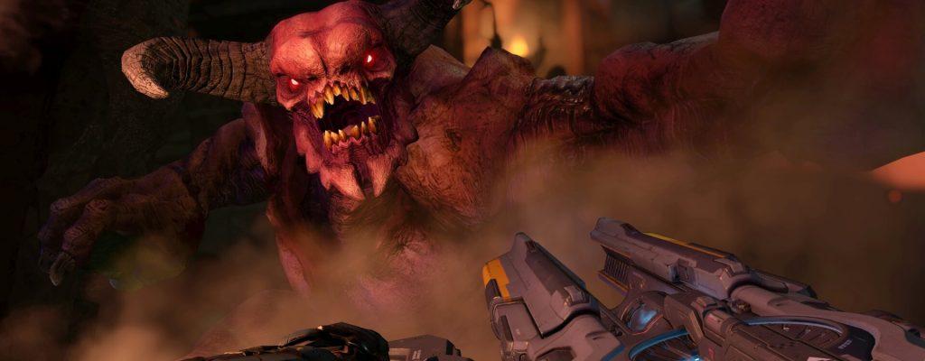 Doom: Termin für Multiplayer-Beta steht fest