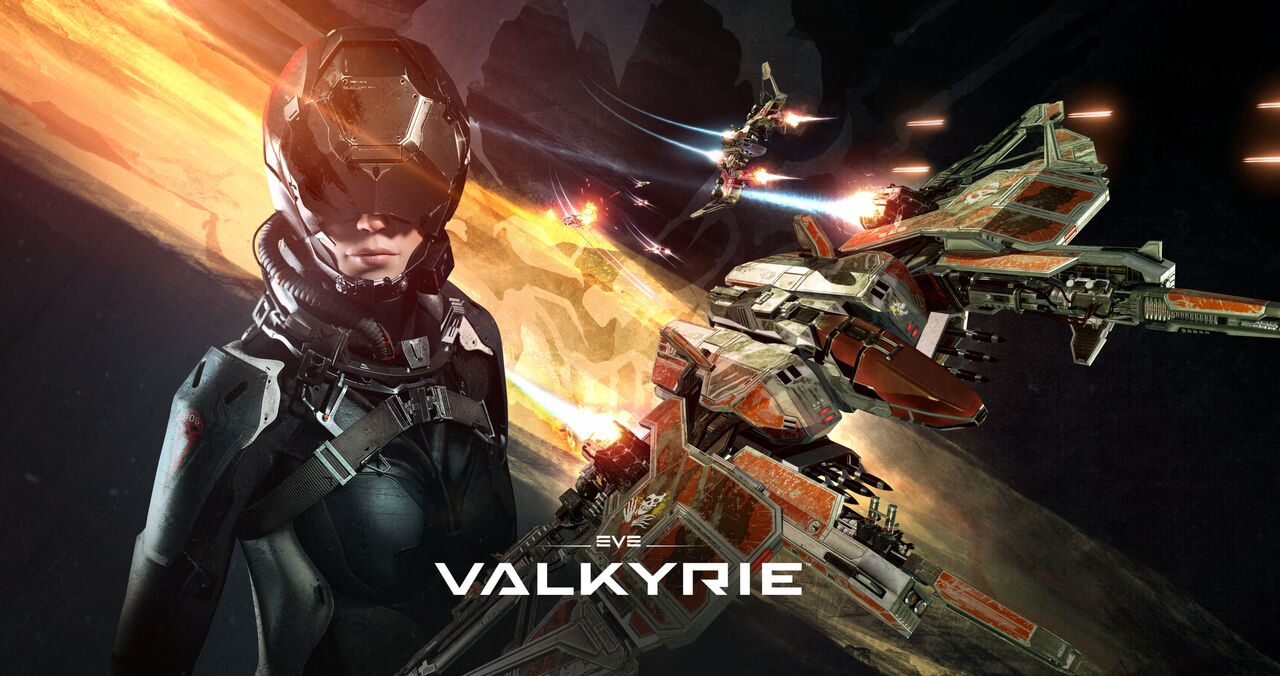 eve valkyrie artwork