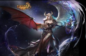 league of angels artwork