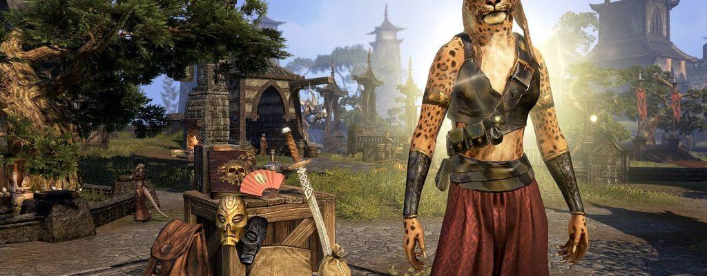 ESO: Server Status am 4.4 und 5.4 für PS4 Xbox One- Wartungsarbeiten, Patch-Notes