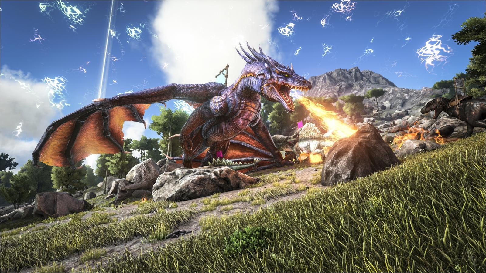 Ark Survivor Dragon