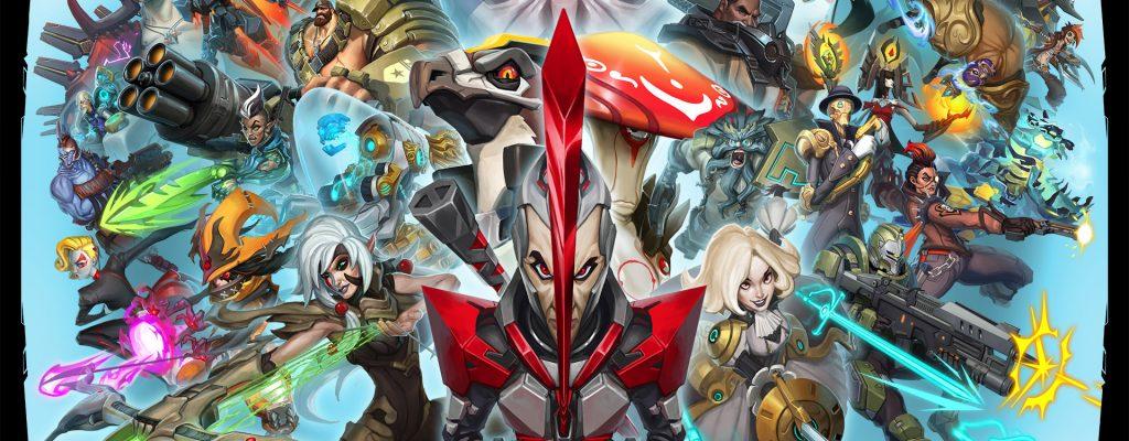 Battleborn – Neuer Charakter – Pendles, die fiese Schlange