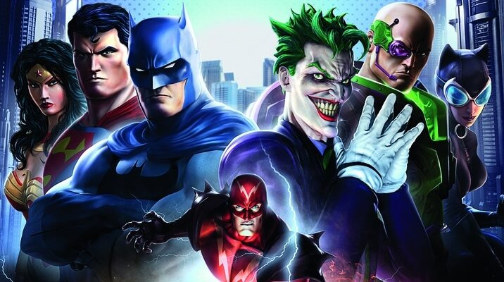 DC Universe Online kommt bald auf Xbox One – Hier ist der Trailer