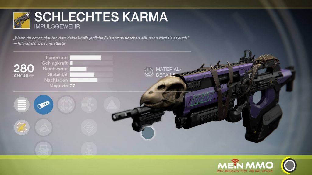 Destiny-Schlechtes Karma 154