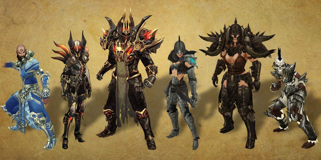 Diablo 3 Anfang Sets