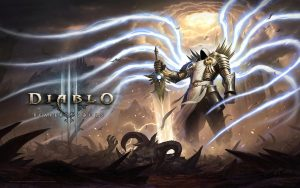 Diablo Background