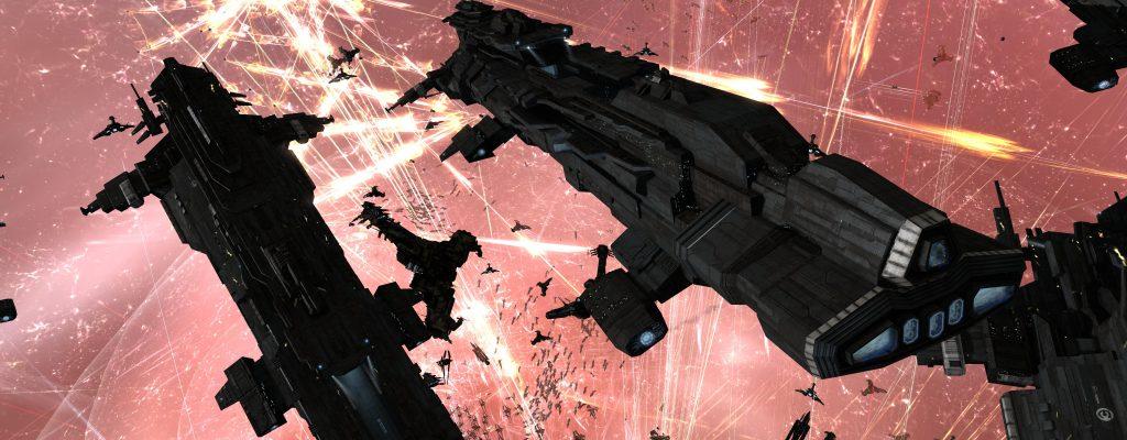 EVE Online: Über 3000 Spieler in brutale Weltraumschlacht verwickelt