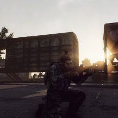Escape from Tarkov Soldier