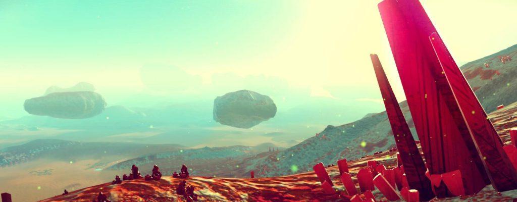 No Man's Sky: Überleben im Weltall – Infos zum Gameplay