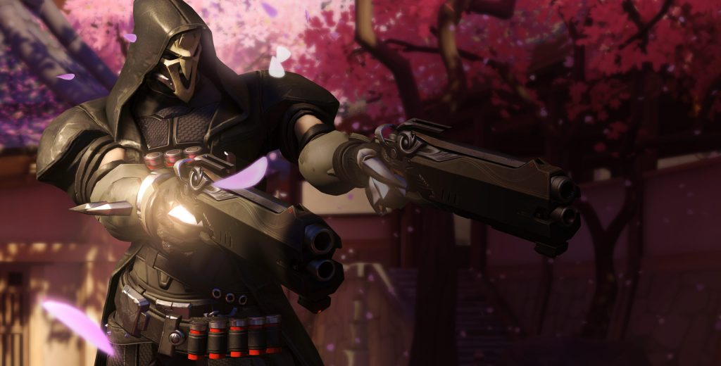 Overwatch Reaper Wallpaper