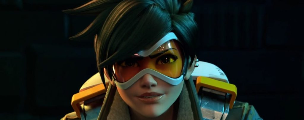 Overwatch Tracer Closeup