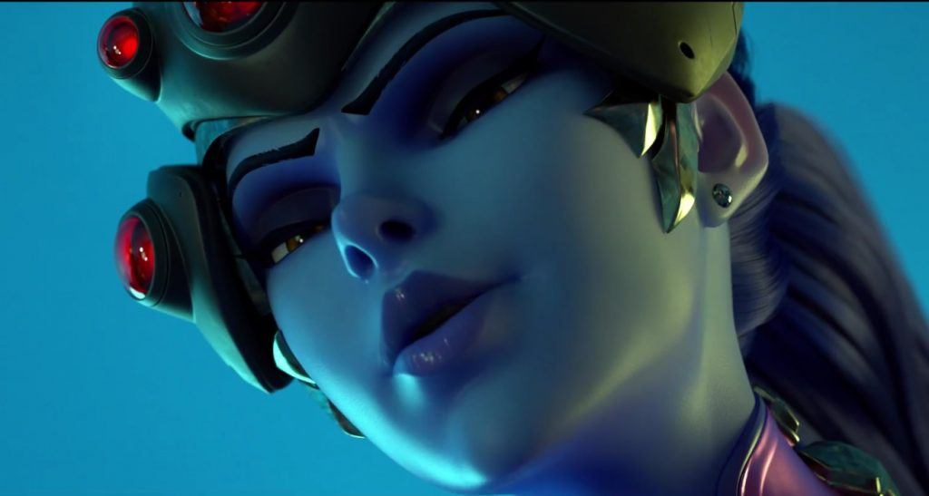 Overwatch Widowmaker Header