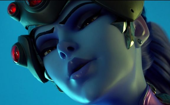 Overwatch Widowmaker Header