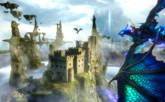 Riders of Icarus Title 3