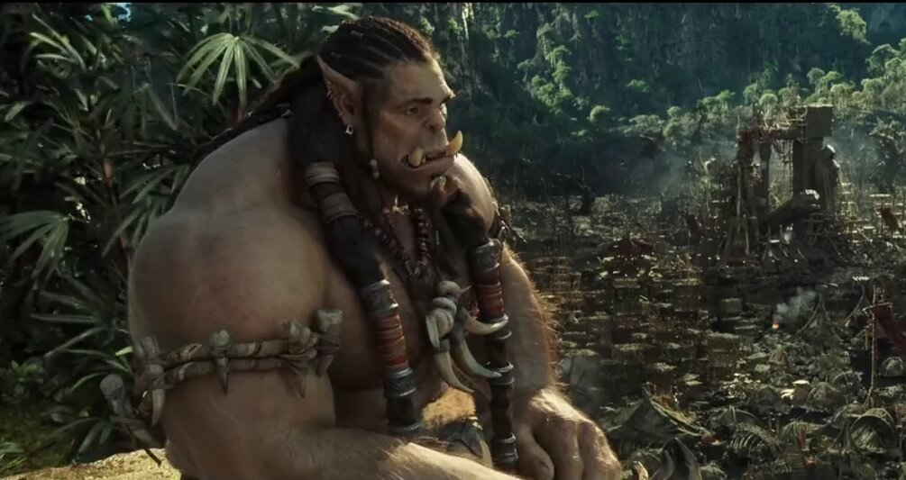 Warcraft Movie Durotan