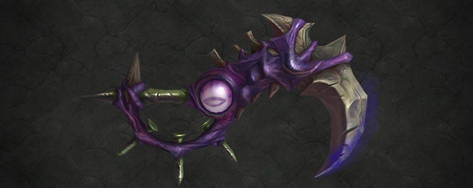 WoW Legion Artifact Pri Xalatath Blade of the Black Empire