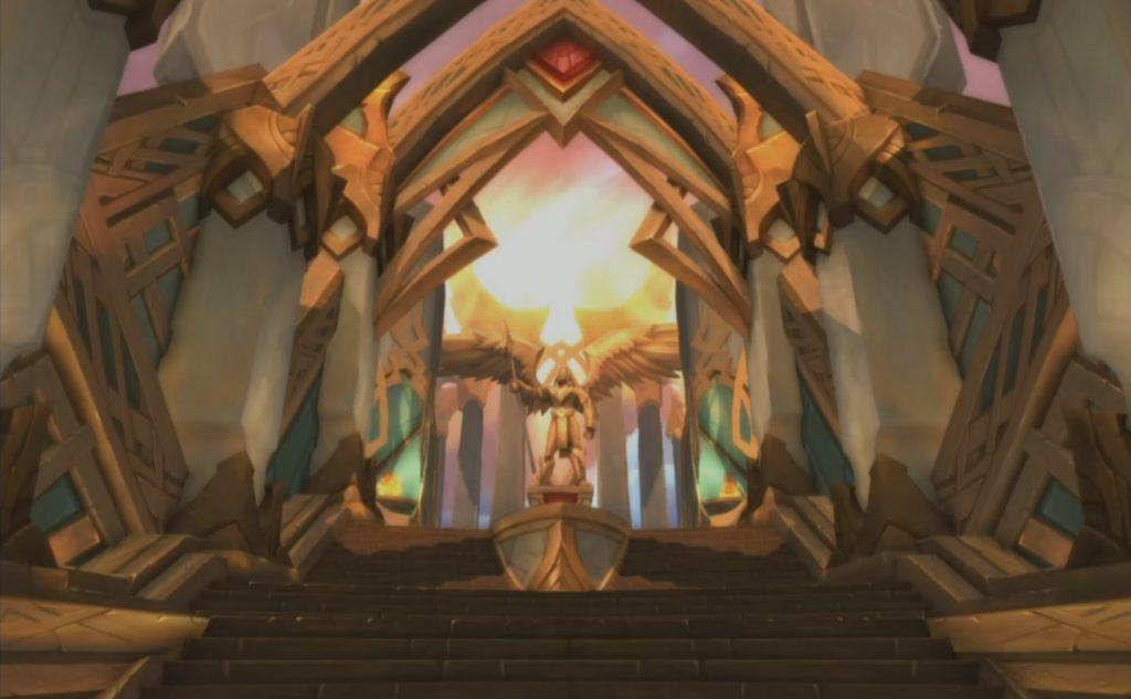 WoW Legion Dungeon Valor