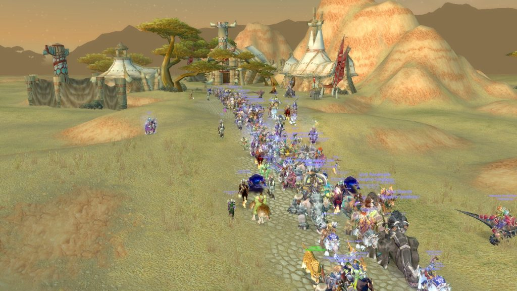 WoW Nostalrius Shutdown Suicidemarch