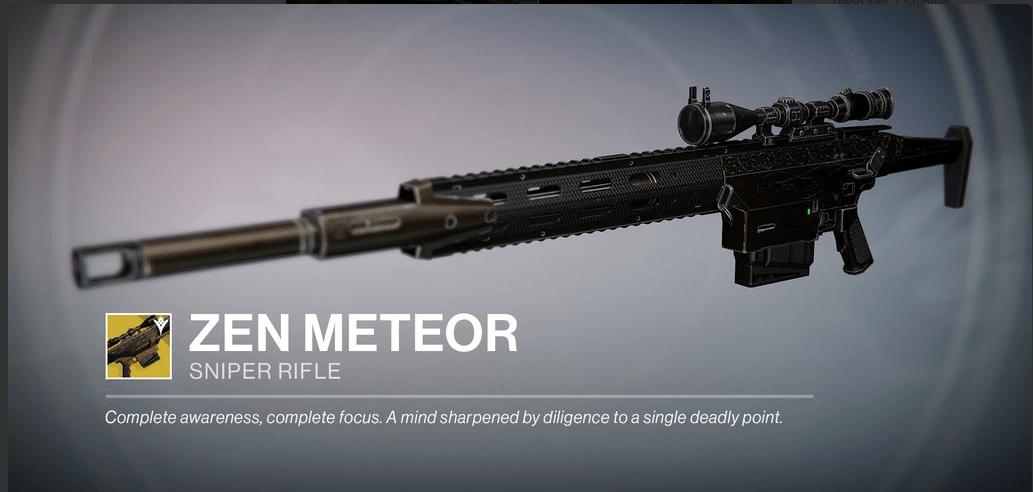 Zen-Meteo-Waffe