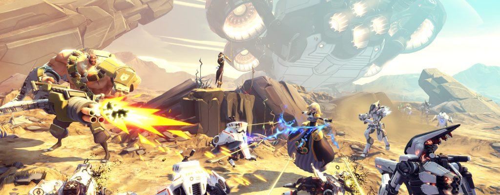 Battleborn – Drei kostenlose neue PvP-Maps