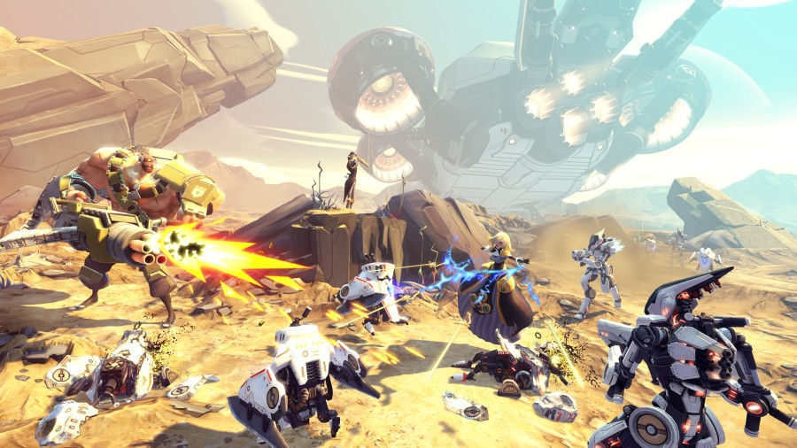 battleborn Screen