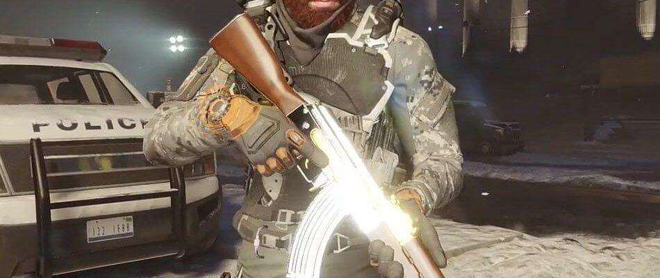 The Division: Warlord – Besseres Sturmgewehr als die AK-74 – Schwarzmarktversion?