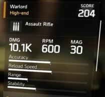 division-warlord-stats