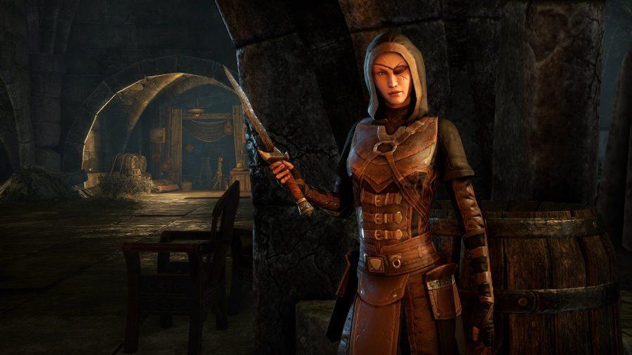 the elder scrolls online assassine
