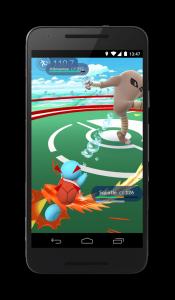 Pokemon Go Normales kämpfen