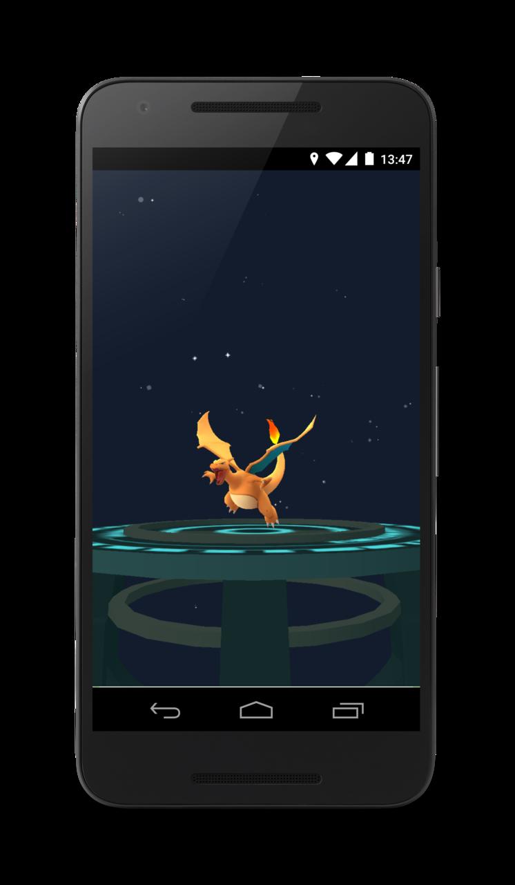 Pokemon Go Entwickeln 4